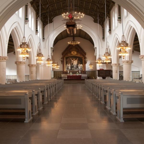 Kirkens rum