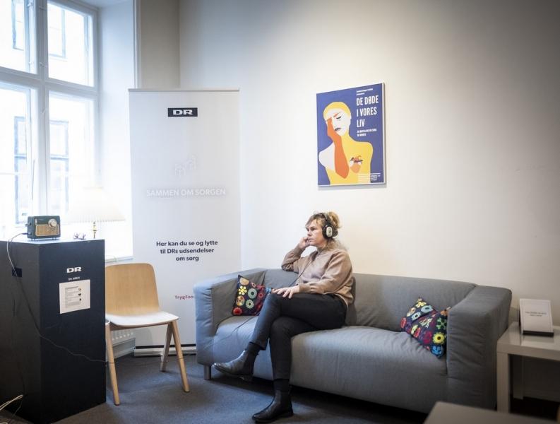 DR-lounge