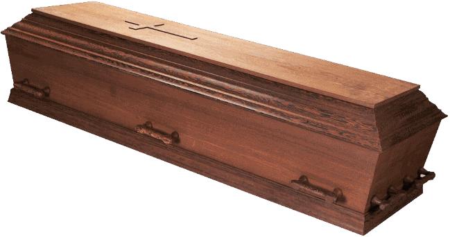 Kiste i valnød