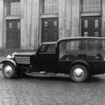 Arne Jacobsen og Flemming Lassens prisvindende rustvogn.