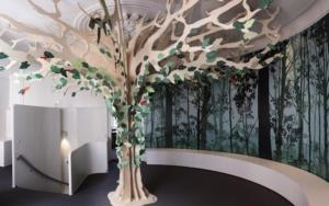 Livets træ i Funebariet