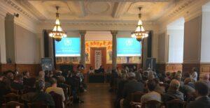 Digital arv konference paneldebat