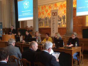 Paneldebat deltagere