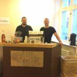 Kristians Kaffe serverede byens bedste kaffe.