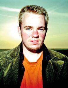 Morten Skou Andersen og hans band er klar til at skabe en helt særlig stemning under Kulturnatten.