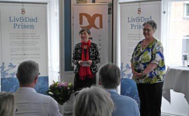Liv&Død Prisen 2015 blev uddelte ved en reception
